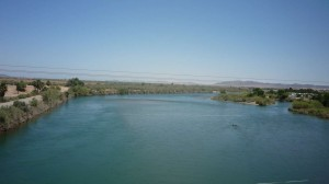 Colorado River. Known for work such as creating the Grand Canyon.