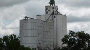 Grain Elevator in Potter