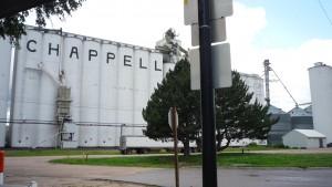 Chappell Grain Elevator