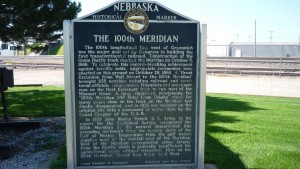 100th Meridian!